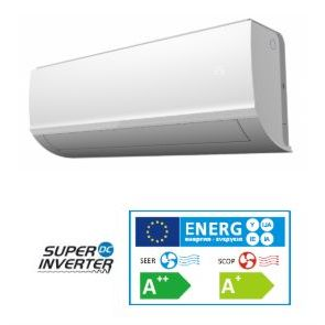 AIRE ACONDICIONADO INVERTER MUNDOCLIMA SPLITS PARED MUPR-09-H6 ALL-EASY W2630
