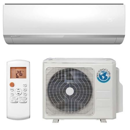 AIRE ACONDICIONADO INVERTER MUNDOCLIMA SPLITS PARED MUPR-18-H7 ALL-EASY R-32