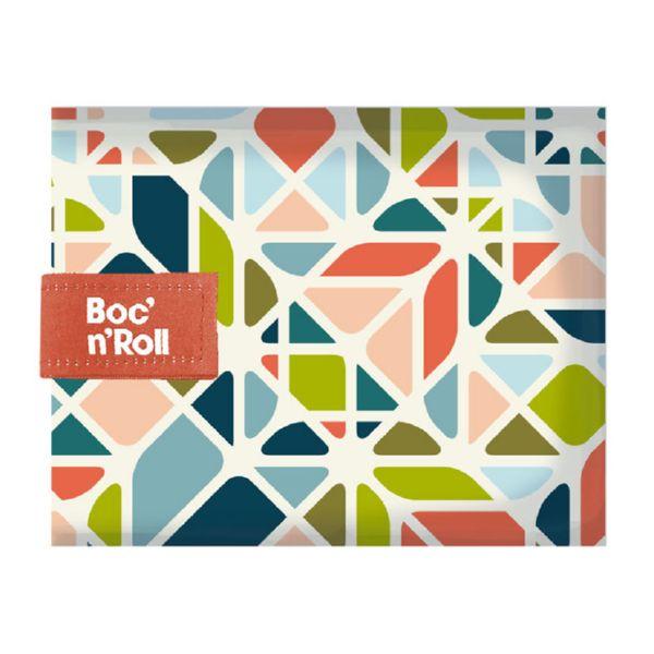Boc'n Roll. Essential Collage 30x40 cm.