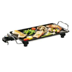 PLANCHA DE ASAR PRINCESS TABLE CHEF 2000W 26x46 CM
