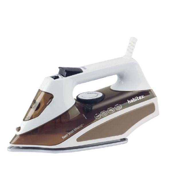 Plancha vapor HG7300C. Suela ceramica. 2400 w